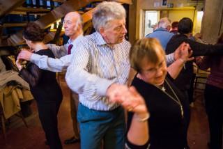 Bij' De Vieze Gasten Dansnamiddag